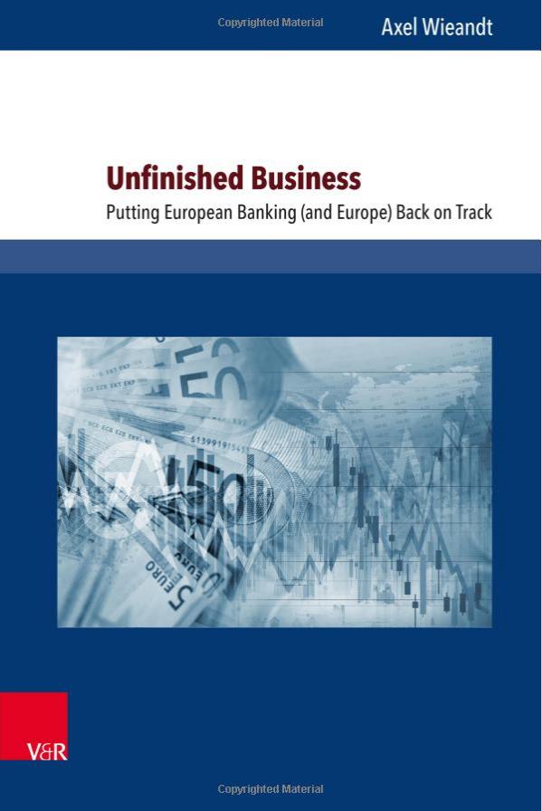 """Buchcover des Buches """"Unfinished Business"""" von Axel Wieandt"""